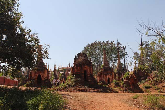 Indein Temple Complex