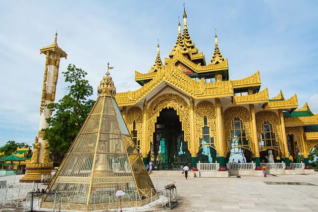 Kyauk Taw Gyi Pagoda festival