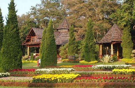 Maymyo's Botanical Gardens