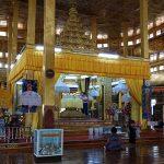 Phaung Daw Oo Monastery in Inle Lake