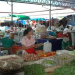 Phonsavanh central market