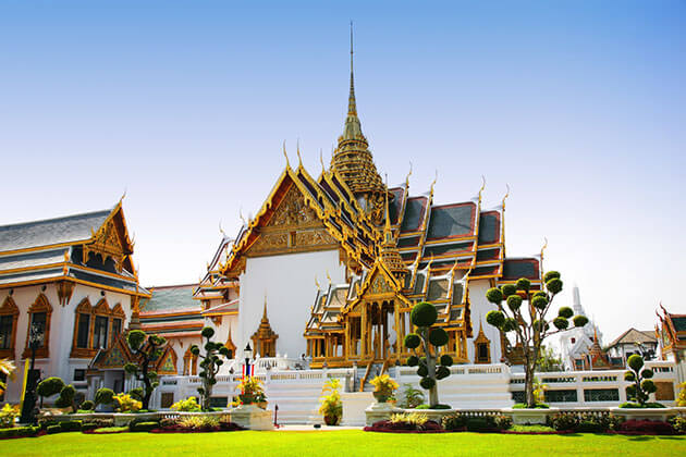 Royal Grand Palace bangok thailand