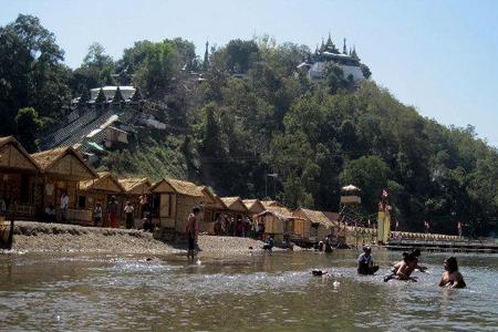 Shwe Mann Settaw Pagoda Festival