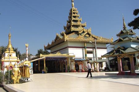 Shwe Myet Hman Pagoda
