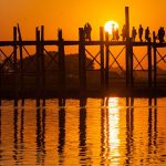 U Bein Wooden Bridge