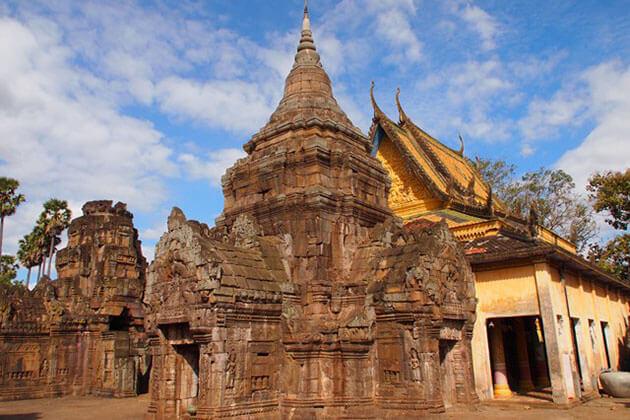 Wat Nokor temple Kompong Cham