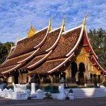 Wat Xiengthong is a fine example of Laos architecture