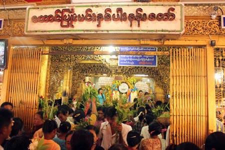 Myanmar Festivals In August Myanmar Tours