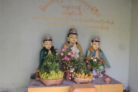 Yadana Gu Spirit Festival , Amarapura