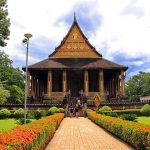 haw Prakeo, a highlight of Vientiane