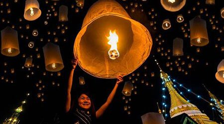 Myanmar Festivals in October