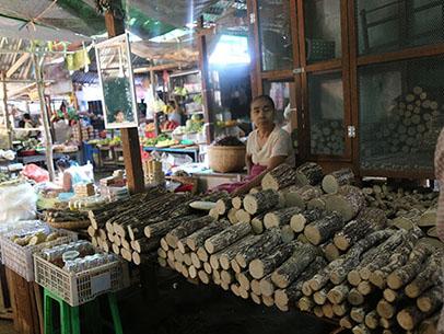 the origin of Myanmar thanakha