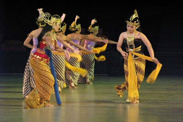 The Ramayana Dance Performance in Myanmar