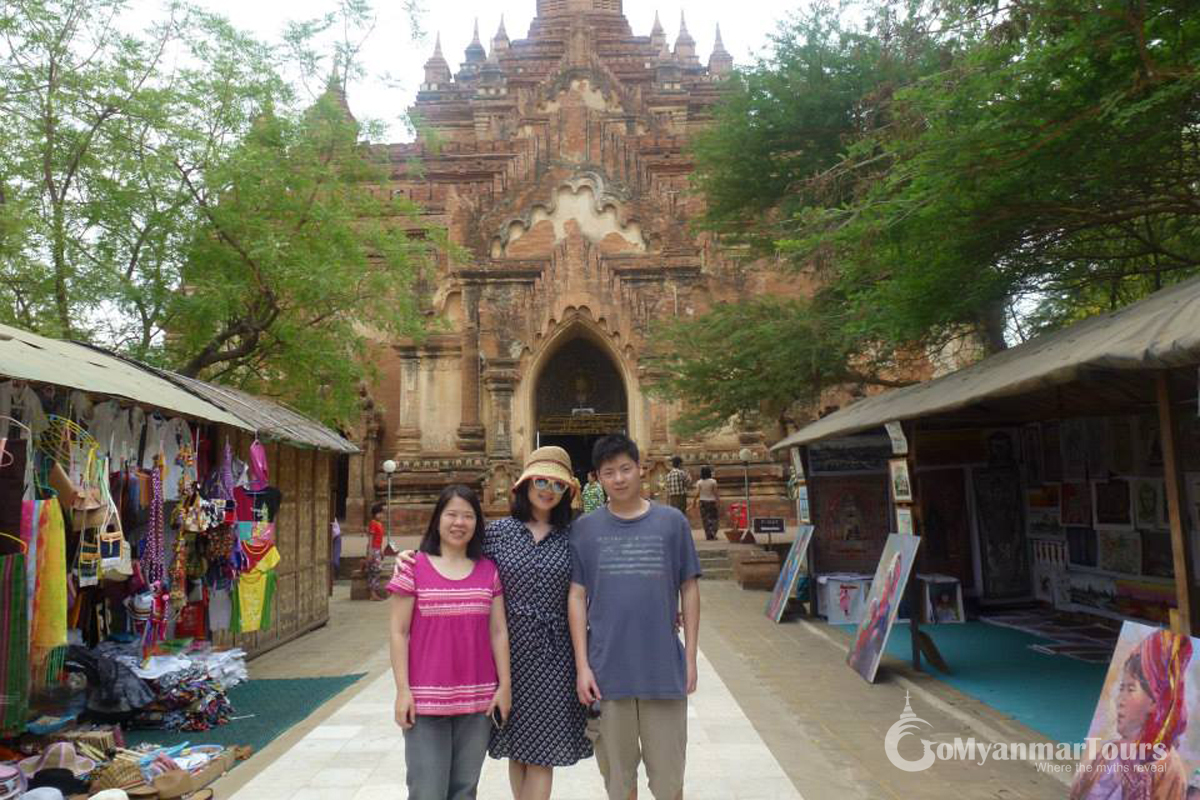 Myanmar Family Tours