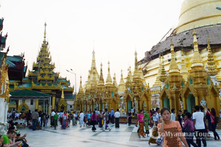 Myanmar Tour & Holiday Packages 2017 - 2018