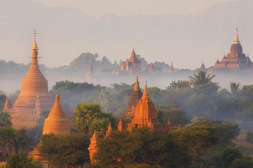 The Modern Bagan