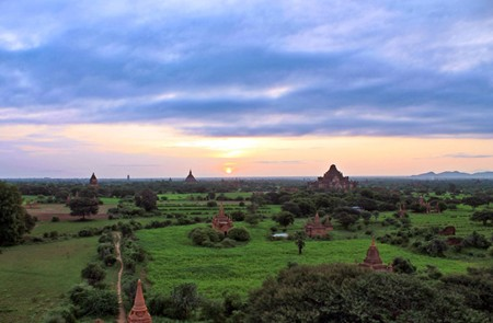 The Magical Bagan