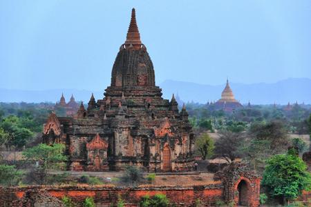 Thet Kya Muni Temple Complex