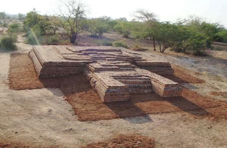 Beikthano historical site