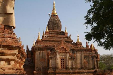 Dhamma Yarzika Pagoda, Bagan