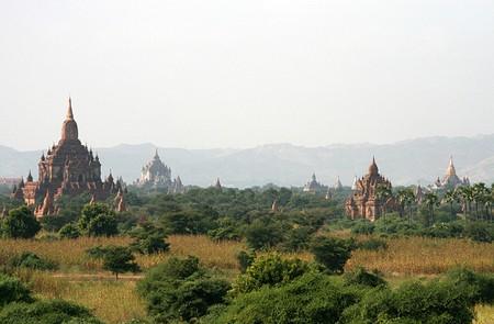 Hsin Byushin Complex, Bagan