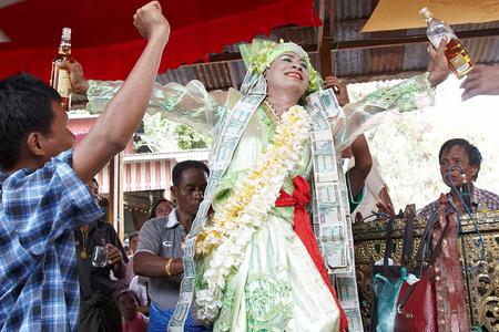 Main Nat (Spirit) Festivals of Myanmar