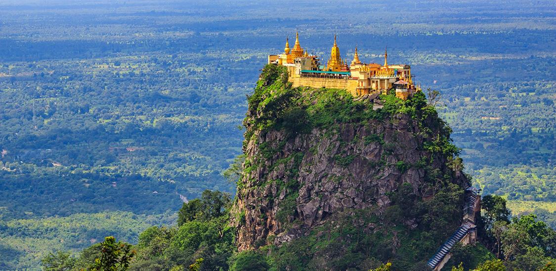 Myanmar festival in december - myanmar travel packages