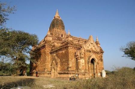 Myinkaba Gubyauk Nge Temple, Bagan