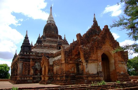 Nagayon Temple, Bagan