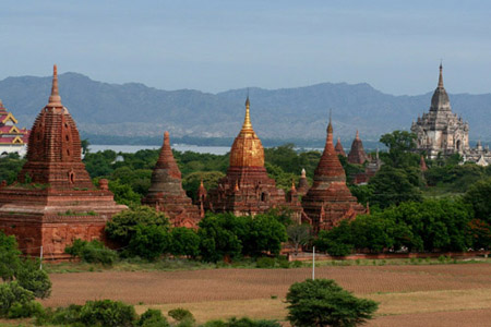 Nanda Manya Temple, Bagan