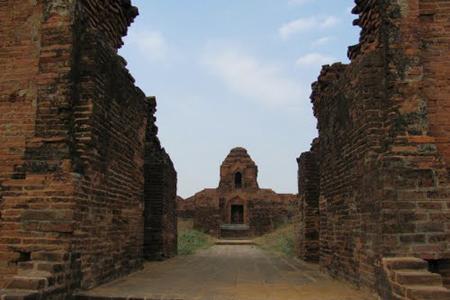 Somin Gyi Pagoda and Monastery, Bagan