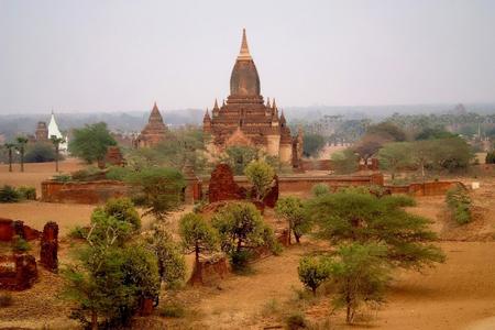 Thambula Temple, Bagan, Myanmar