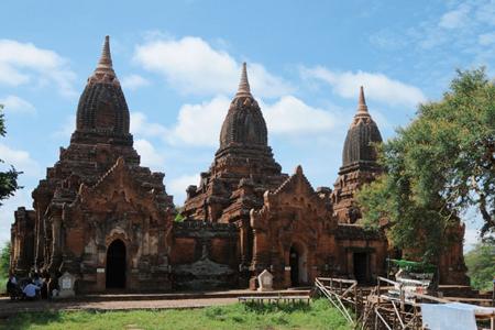 Winihto Pagoda Complex, Bagan