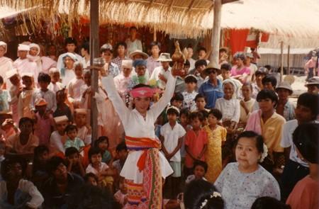 Yadanagu Nat Festival