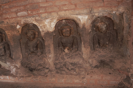 Buddhist Ruins in Sri Ksetra