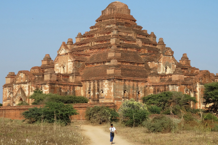 Dhammayazik Pagoda