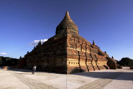 Mingalazedi Pagoda