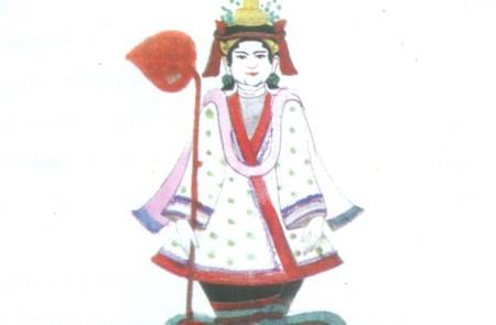 Shin Kwa Nat (a Dwarf Nat)