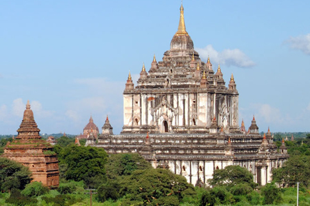 Thatbyinnyu Pagoda
