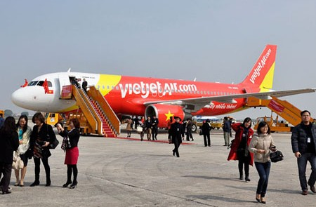Vietjet Air Offers Discounts to Myanmar