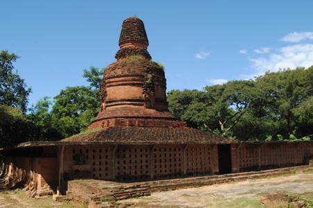 West Petleik Pagoda