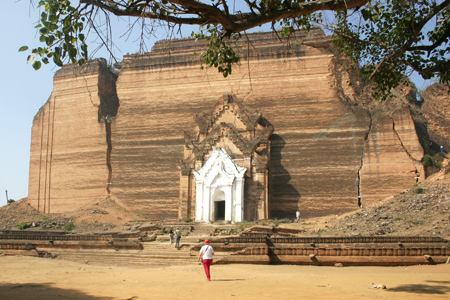 Mingun Bodawpaya Pagoda