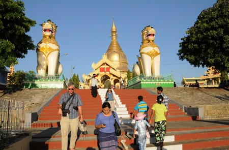 Yangon (Myanmar) Listed in Top 12 Asia's Famous Cities