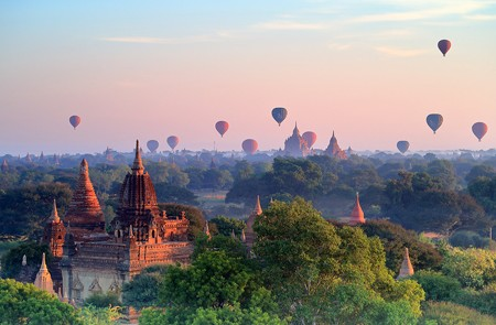 Bagan Plans To Attract More Tourists