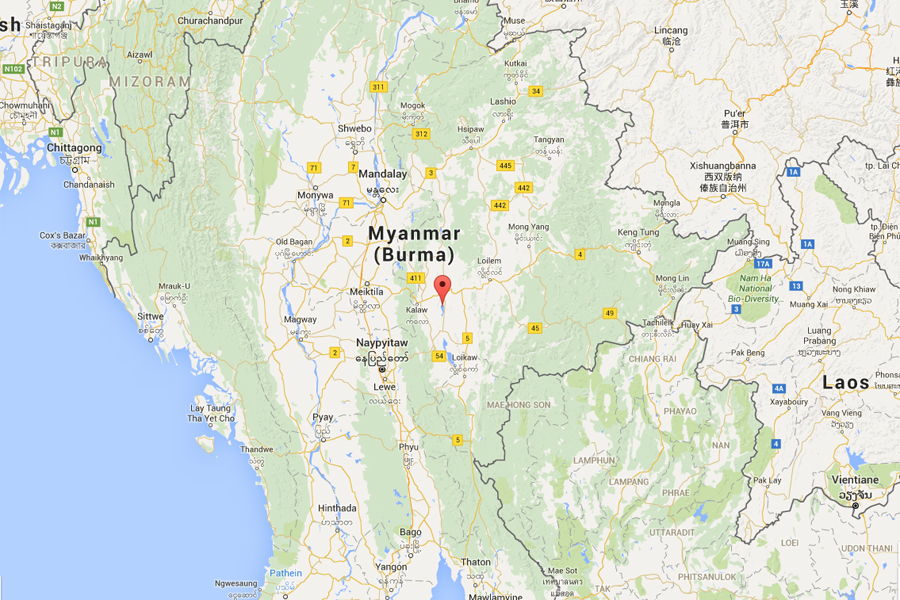 Inle Lake Weather and Climate