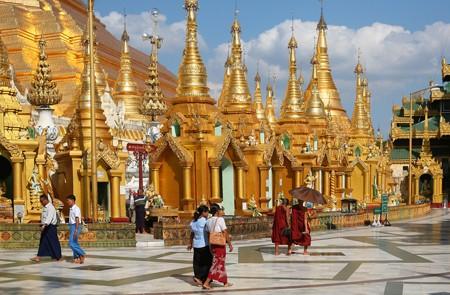 Myanmar's 2015-16 Tourism Target