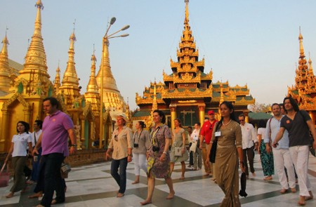 Myanmar Expects To Draw 7.5m Tourists In 2020