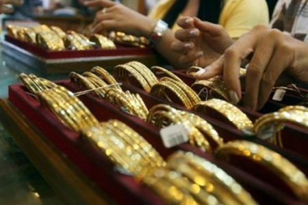 Gold & Silver products in Myanmar