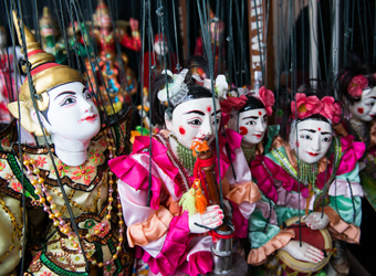 Myanmar Traditional Culture