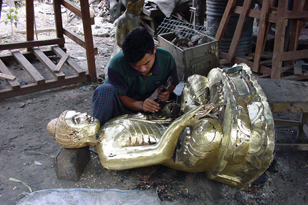 Pantin - Art of Bronze Casting